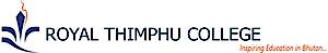 Royal Thimphu College's Company logo