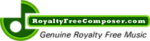 Royalty Free Composer - Genuine Royalty Free Music's Company logo