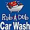 Pines Express Car Wash's Competitor - Rub-a-dub Car Wash logo
