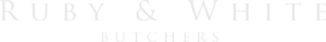 Ruby & White's Company logo