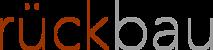 Ruckbau's Company logo
