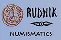 Rudnik Numismatics's Company logo