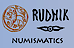 Great American Coin Group's Competitor - Rudnik Numismatics logo