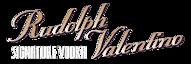 Rudolph Valentino Vodka's Company logo
