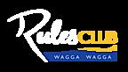 Rules Club Wagga's Company logo