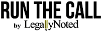 Run The Call A Legallynoted's Company logo
