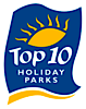 Russell Top 10 Holiday Park's Company logo