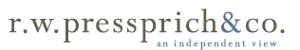 RW Pressprich & co's Company logo