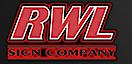 RWL Sign Company's Company logo