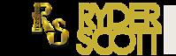 Ryder Scott's Company logo