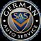 Autorepairtuneup's Competitor - S A S German Auto logo