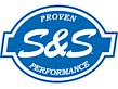 S and S Cycle's Company logo