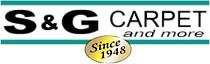 S&g Carpet And More's Company logo
