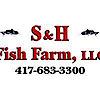 S&h Fish Farm's Company logo