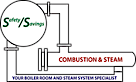 S/s Combustion & Steam's Company logo