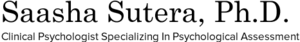 Saasha Sutera, Ph.d's Company logo
