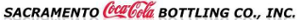 Sacramento CocaCola Bottling's Company logo