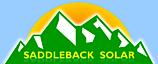 Saddleback Solar's Company logo