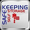 Safe-Keeping Self Storage's Company logo
