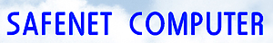Safenet CCTV & Computer's Company logo