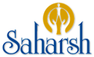 Saharsh India's Company logo