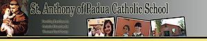 Saint Anthony Of Padua Catholic School's Company logo