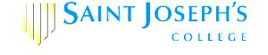 Saint Joseph's College's Company logo