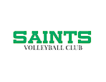 Saints Volleyball Club's Company logo