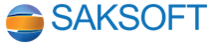 Saksoft's Company logo