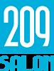 209 Salon's Company logo