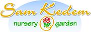 Sam Kedem Nursery and Garden's Company logo