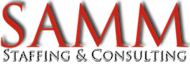 Samm Staffing And Consulting's Company logo