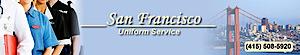 San Francisco Uniform Service's Company logo