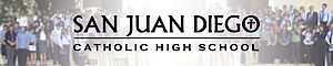 San Juan Diego Catholic High School's Company logo