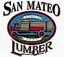 San Mateo Lumber's Company logo