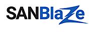 SANBlaze's Company logo
