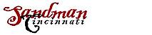 Sandman Cinc's Company logo