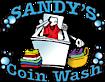Sandy's Coin Wash's Company logo