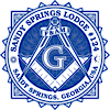 Sandy Springs Masonic Lodge #124 F&am's Company logo