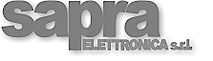 Sapra Elettronica's Company logo