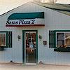 Sara's Pizza's Company logo