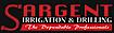 Clyatt Well Drilling's Competitor - Sargent Irrigation logo