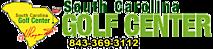 Sc Golf Center's Company logo