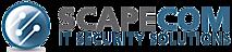 Scapecom's Company logo