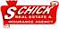 Kenmacfarlanesellsnj's Competitor - Schick Real Estate And Insurance Agency logo