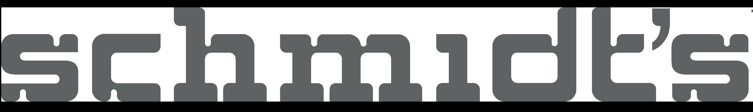Znalezione obrazy dla zapytania schmidts logo