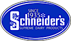Schneiders Dairy's Company logo