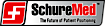 Allegro Medical's Competitor - SchureMed logo