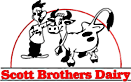 Scott Brothers Dairy's Company logo