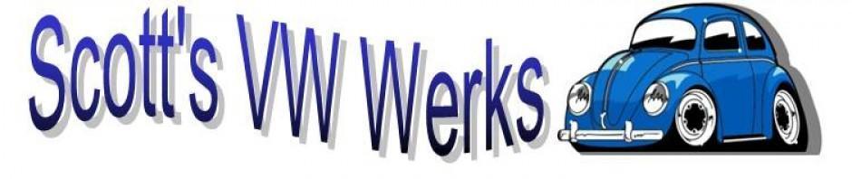 Scott's Vw Werks Logo